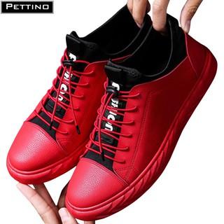 [Mã FASHIONMALLT4 giảm 15% tối đa 30K đơn 150k] Giày sneaker nam đẹp và cá tính PETTINO SSPS02