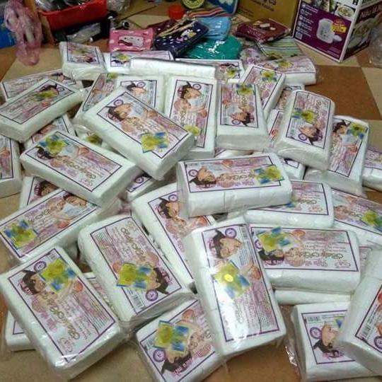 Combo 10 khăn giấy đa năng Hiền Trang( 200 tờ x10)