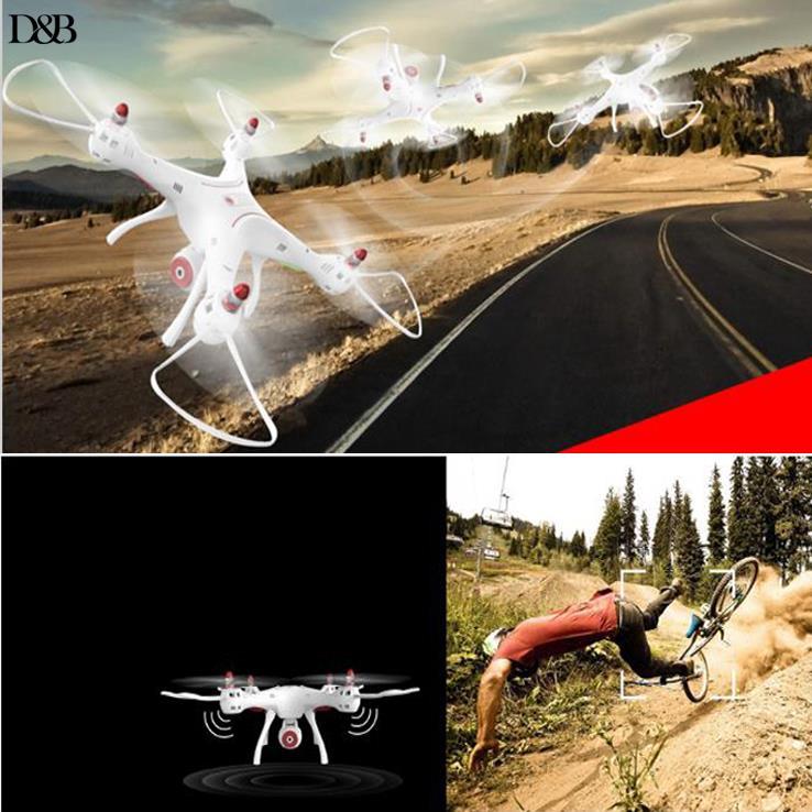 Syma X8SW 4CH 2.0MP FPV Real Time Transmission RC Quadcopter Camera Drone RTF