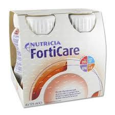 Sữa dành chi người ung thu FortiCare vị Cam Chanh Combo 4 hộp
