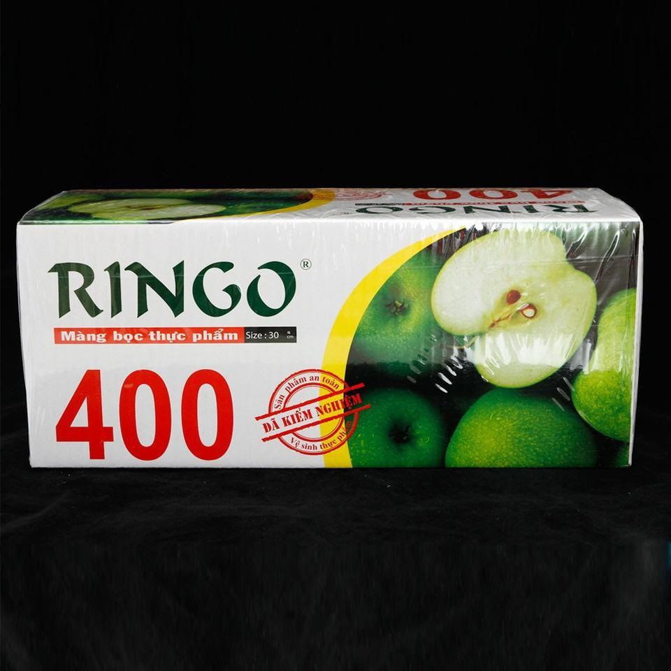 Màng bọc thực phẩm Ringo 400BN (trắng)