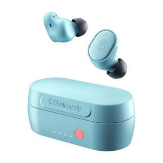 Tai nghe nhét tai bluetooth Skullcandy Sesh Evo True Wireless Bleached Blue - Bảo hành 12 tháng chính hãng