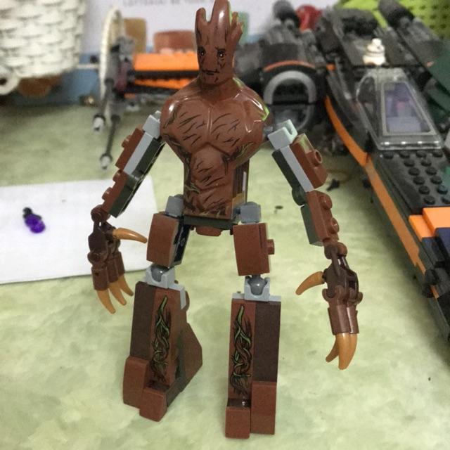 Bigffigure nhân vật Groot