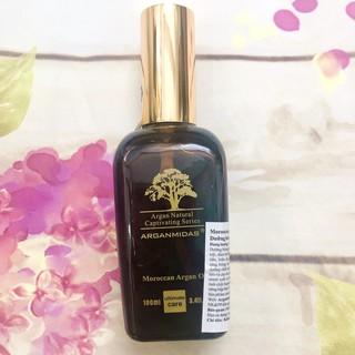 Tinh dầu dưỡng phục hồi tóc hư tổn Arganmidas 100ml thumbnail