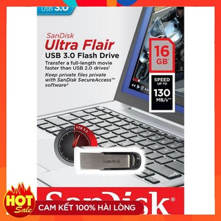 USB San disk ultra Flair CZ73 16GB USB 3.0 150MBs