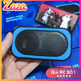 Loa Bluetooth Mini thể thao chống nước, chống va đập, kết nối hát karaoke cực hay [AXLOLE Pro HS86] thumbnail