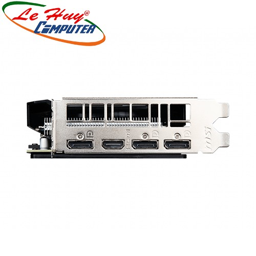 Card Màn Hình - VGA MSI RTX 2060 VENTUS GP OC