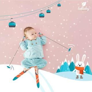 Set bộ len LULLABY cho bé trai bé gái - Bộ quần áo len LULLABY siêu xinh