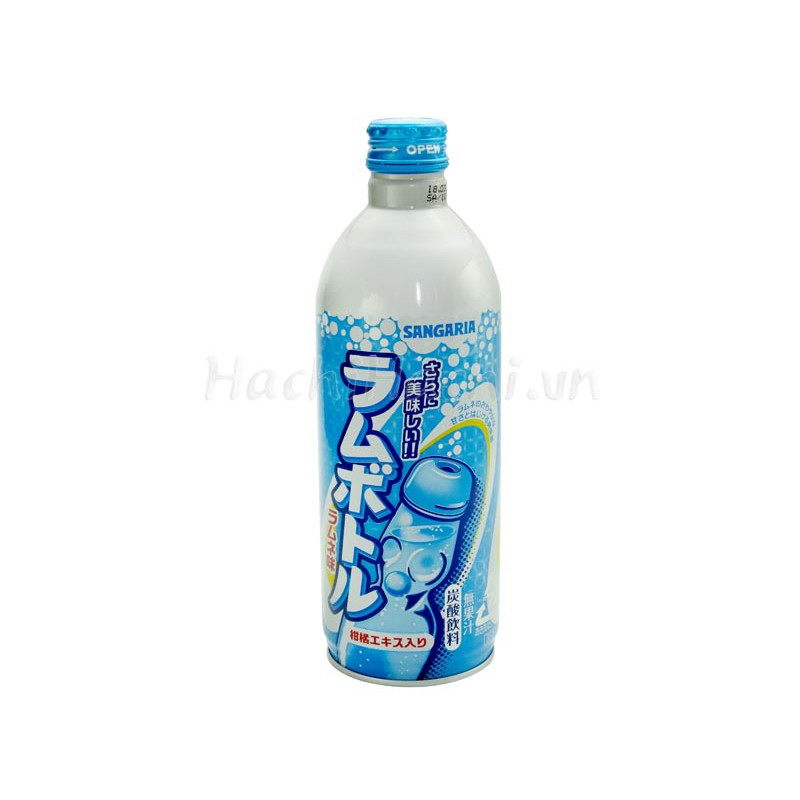Nước Soda vị tự nhiên Sangaria 500g