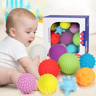 PARA*Baby's Toy Hand Grasping Ball Soft Ball for Touch and Massage