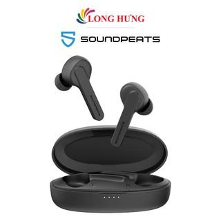 Tai nghe Bluetooth True Wireless Soundpeats TrueCapsule - Hàng chính hãng