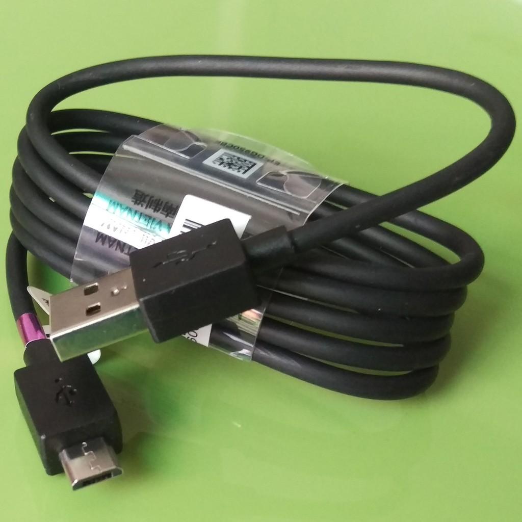 Cáp sạc nhanh Usb Micro Sony Xperia Và được dùng cho Sony XperiaZ