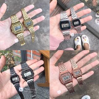 Đồng hồ nam, nữ Gozid A159 WR unisex dây thép kiểu dáng thể thao cho tuổi teen-Gozid.watches thumbnail