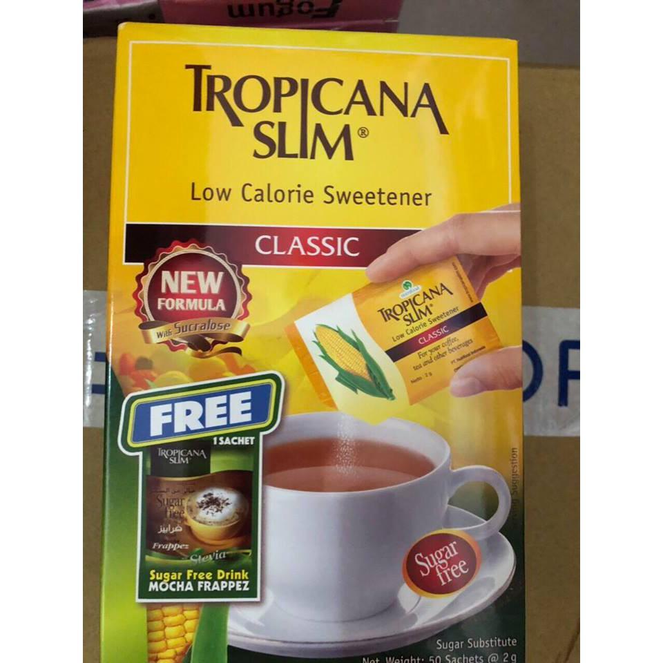 Đường Ăn Kiêng Tropicana Slim