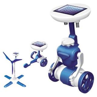 Bộ đồ chơi lắp ghép năng lượng mặt trời 6 in 1