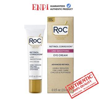 [MẪU MỚI] Kem mắt giảm nhăn & thâm RoC Retinol Correxion Eye Cream thumbnail
