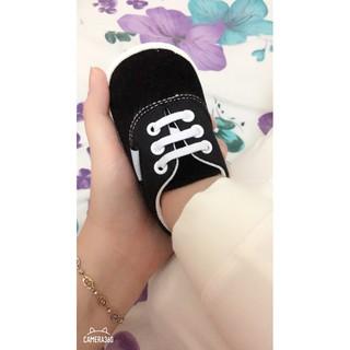 Giày Bata Đen Baby G062 thumbnail