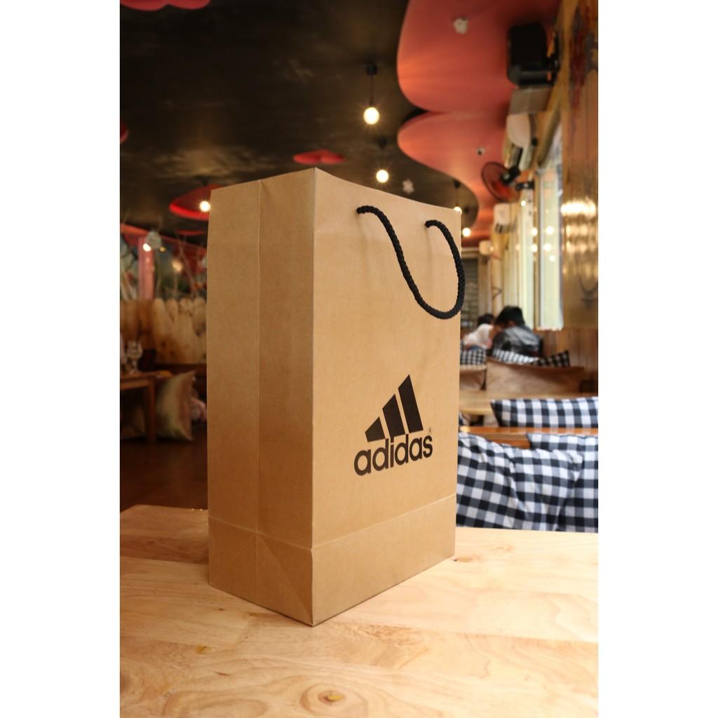 Túi đựng hộp giày Adidass Siêu đẹp, size 36x22x13