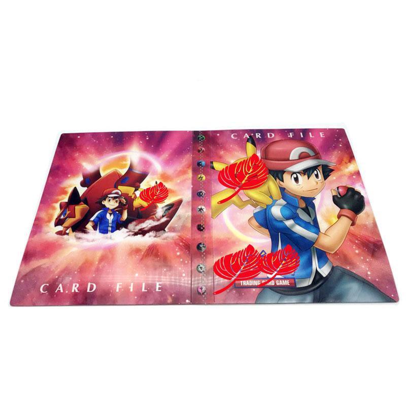 Album sưu tập thẻ pokemon