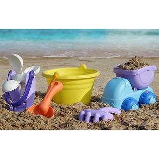 Bộ đồ chơi cát đồ chơi bãi biển
