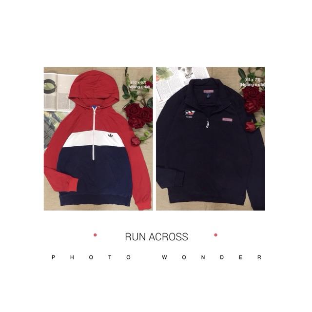 Combo 2 áo hoodie