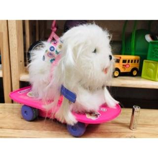 Đồ Chơi FurReal Friends-Chó trượt ván(2hand)
