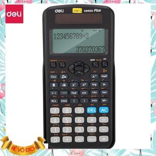 [Hàng chính hãng] Máy tính kỹ thuật Deli - 417 chức năng - Được phép mang vào phòng thi - ED991ES thumbnail