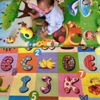 Thảm xốp Maboshi cao cấp cho bé chống thấm nước