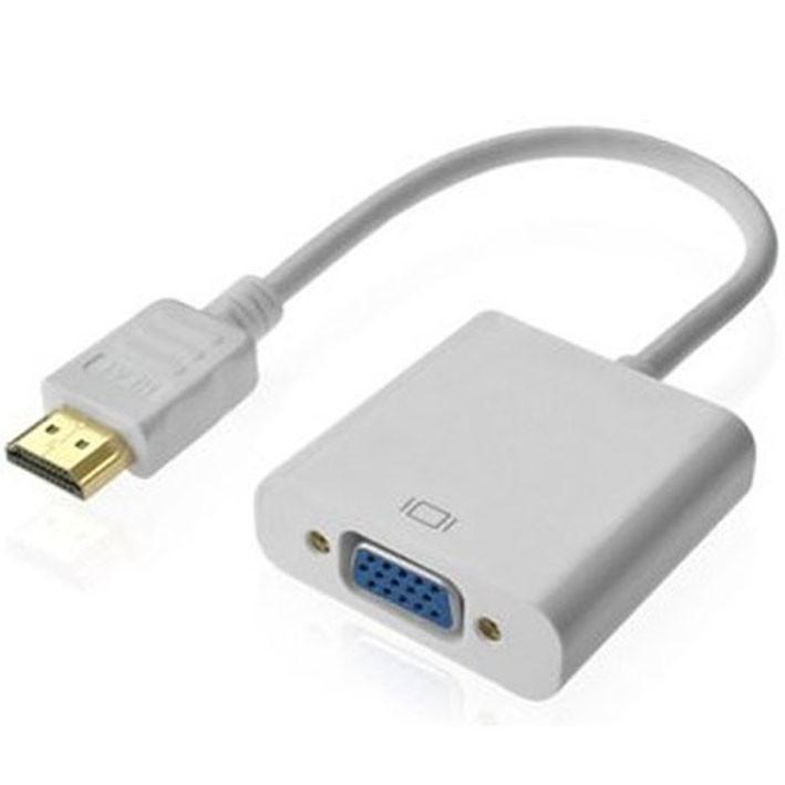Cáp chuyển đổi HDMI sang VGA, HDMI TO VGA - 3507249 , 941889439 , 322_941889439 , 99000 , Cap-chuyen-doi-HDMI-sang-VGA-HDMI-TO-VGA-322_941889439 , shopee.vn , Cáp chuyển đổi HDMI sang VGA, HDMI TO VGA