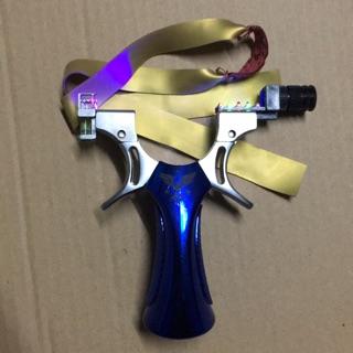 Ná Phượng Hoàng thước thuỷ và đèn UV ( 2 bộ dây thun)