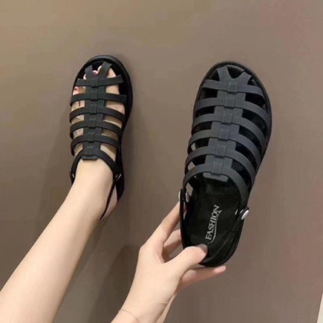 [FREE SHIP] Dép sandal nữ rọ nhựa siêu bền đẹp