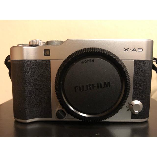 กล้อง Mirrorless Fuji X-A3