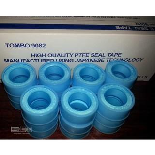 Băng tan xanh,cao su non quấn ống nhựa pvc và quấn ren ống nước, băng xanh 10M