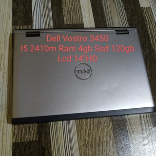 Laptop dell vostro 3450 2nd I5