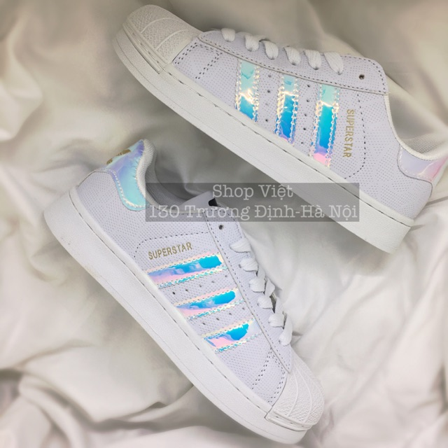 Giày thể thao Super Star hologram size 36-40 - 2493879 , 968614053 , 322_968614053 , 400000 , Giay-the-thao-Super-Star-hologram-size-36-40-322_968614053 , shopee.vn , Giày thể thao Super Star hologram size 36-40