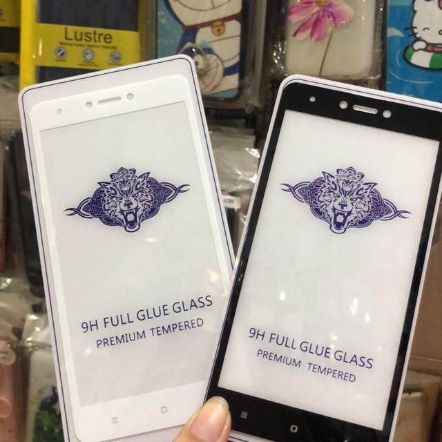 Xiaomi Redmi Note 4/ 4X kính cường lực full keo màn hình