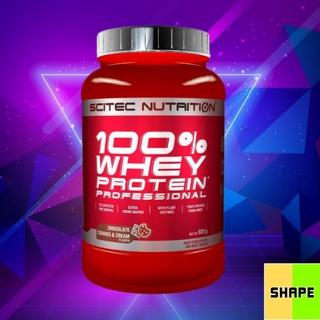 Whey Blend Scitec 100% Whey Protein Professional [920 g] - Sữa Tăng Cơ Cho Người Tập Gym - Chính Hãng The Shape thumbnail