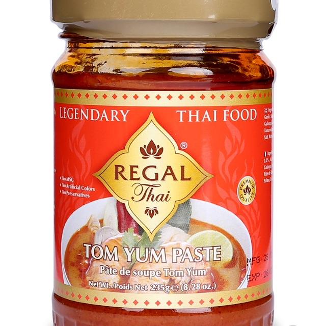 Gia Vị Lẩu Thái Tom Yum Regal Thai 235g - 2554750 , 979637502 , 322_979637502 , 89000 , Gia-Vi-Lau-Thai-Tom-Yum-Regal-Thai-235g-322_979637502 , shopee.vn , Gia Vị Lẩu Thái Tom Yum Regal Thai 235g