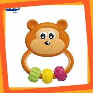 (Giá Cực Hot)Xúc xắc cầm tay Gấu nâu Chicco ngộ nghĩnh