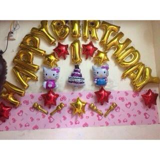 Com bo Trang trí sinh nhật