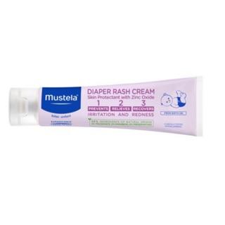 Kem Ngăn ngừa và Trị Hăm – Vitamin Barrier Cream Mustela( hàng Mỹ xách tay)
