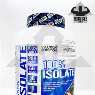 WHEY EVL 100% Isolate Deal khủng