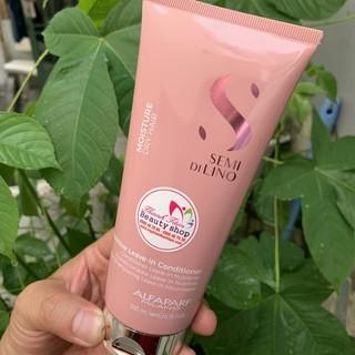 Kem xả khô Moisture dành cho tóc khô xơ Semi Dilino Nutritive Leave-in Conditioner Alfaparf 250ml thumbnail