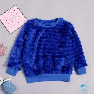 ☀Sun❤Kid Baby Girls Sweater Autumn Spring Clothes Sweaters Tassel Clothes Toddler Outerwear