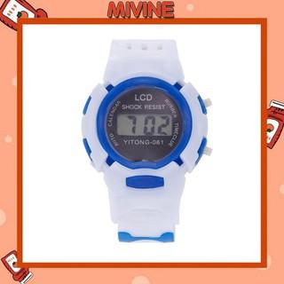 Đồng hồ điện tử trẻ em thông minh LCD Shock Resist DH75 thumbnail