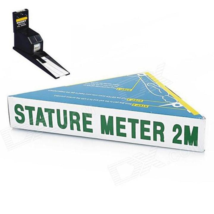 Thước đo chiều cao trẻ em   thước đo chiều cao dán tường 2m