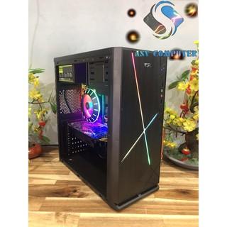 Thùng máy tính CPU X4 760K, Ram 8G, Vga GTX650 share 4G