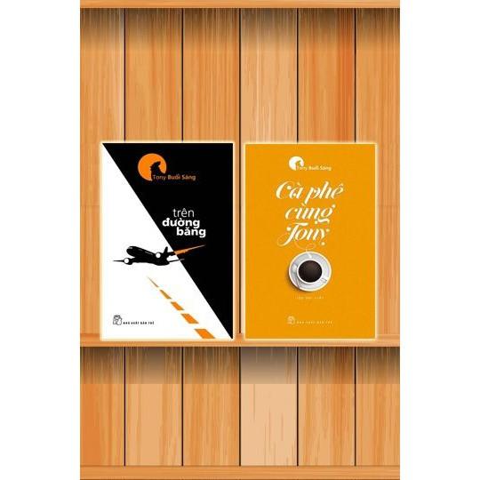 Combo 2 Cuốn Sách Tony Buổi Sáng