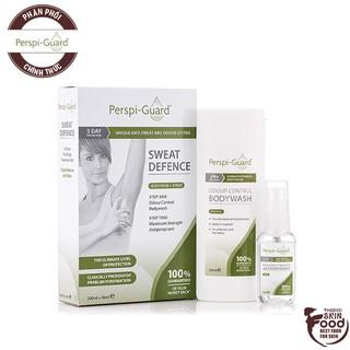 Bộ Sản Phẩm Khử Mùi, Ngăn Tiết Mồ Hôi Perspi-Guard Unique Anti-Sweat And Odour System (2 sản phẩm)