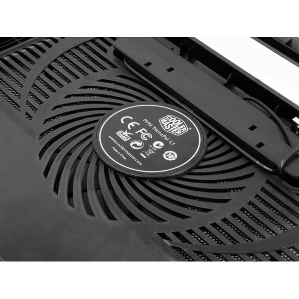 [ Giá Rẻ Nhất ]  Đế tản nhiệt laptop Cooler Master L1 dùng cho máy tính xách tay - RẺ NHẤT HÀ NỘI